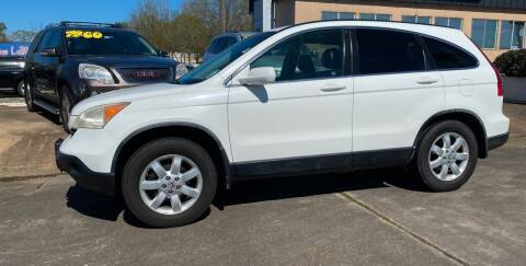 2008 Honda CR-V for sale at Bobby Lafleur Auto Sales in Lake Charles LA