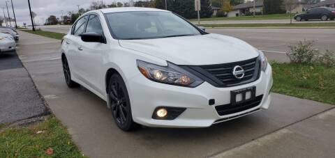 2018 Nissan Altima for sale at Wyss Auto in Oak Creek WI