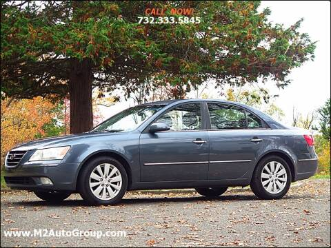 2009 Hyundai Sonata for sale at M2 Auto Group Llc. EAST BRUNSWICK in East Brunswick NJ