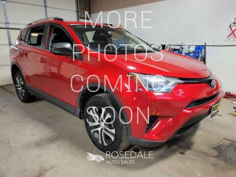 2016 Toyota RAV4 for sale at Rosedale Auto Sales Incorporated in Kansas City KS