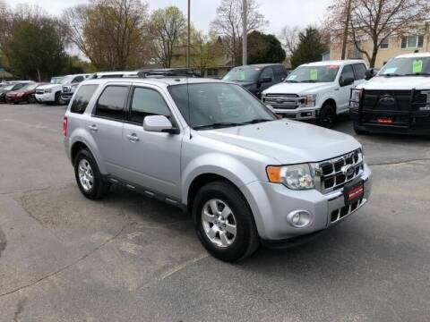2010 Ford Escape for sale at WILLIAMS AUTO SALES in Green Bay WI