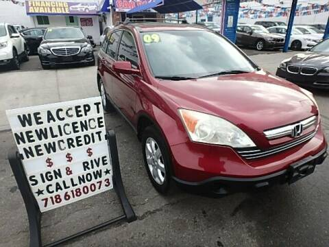 2009 Honda CR-V for sale at Cedano Auto Mall Inc in Bronx NY