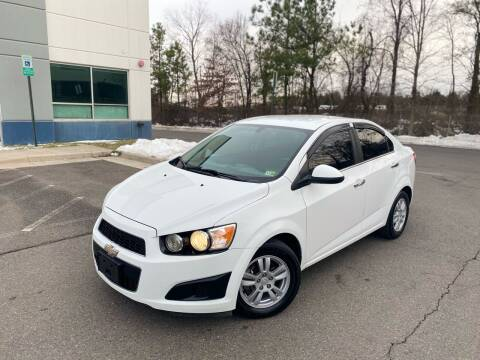 2014 Chevrolet Sonic for sale at Super Bee Auto in Chantilly VA