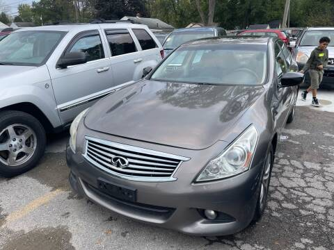 2010 Infiniti G37 Sedan for sale at Tiger Auto Sales in Columbus OH