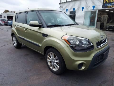 2012 Kia Soul for sale at Plaistow Auto Group in Plaistow NH