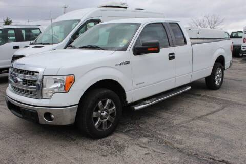 2013 Ford F-150 for sale at BROADWAY FORD TRUCK SALES in Saint Louis MO