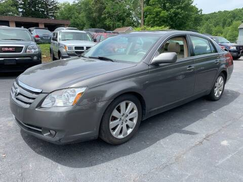 2007 Toyota Avalon for sale at GMG AUTO SALES in Scranton PA