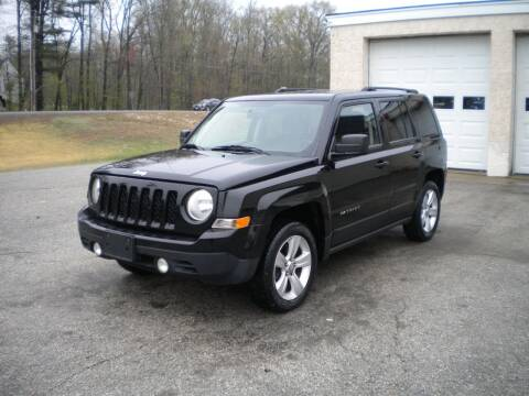 2013 Jeep Patriot for sale at Route 111 Auto Sales in Hampstead NH