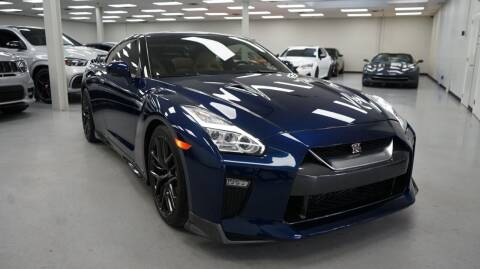 2017 Nissan GT-R for sale at SZ Motorcars in Woodbury NY
