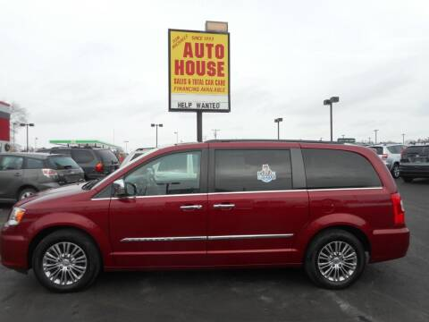 2013 Chrysler Town and Country for sale at AUTO HOUSE WAUKESHA in Waukesha WI