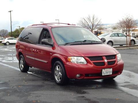 2004 Dodge Grand Caravan for sale at Gilroy Motorsports in Gilroy CA