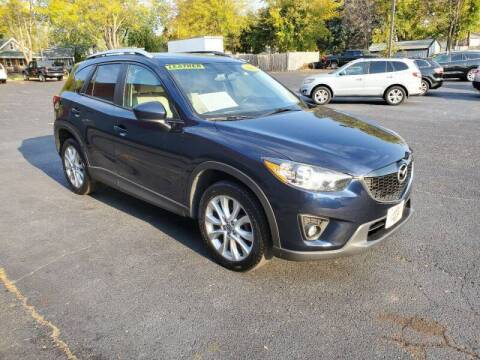 2015 Mazda CX-5 for sale at Stach Auto in Edgerton WI