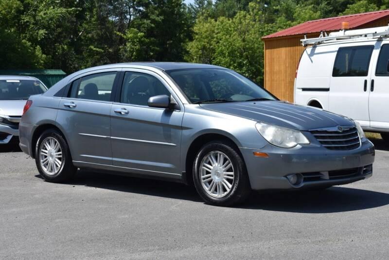 2007 Chrysler Sebring for sale at GREENPORT AUTO in Hudson NY