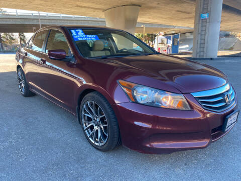 2012 Honda Accord for sale at Bay Auto Exchange in San Jose CA