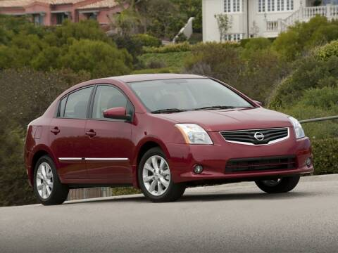 2012 Nissan Sentra for sale at MILLENNIUM HONDA in Hempstead NY