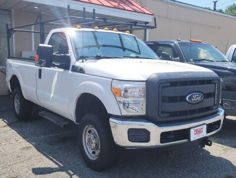 2015 Ford F-250 Super Duty for sale at High Line Auto Sales of Salem in Salem NH