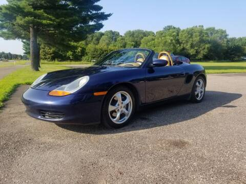 2001 Porsche Boxster for sale at Shores Auto in Lakeland Shores MN