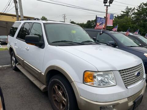 2006 Ford Expedition for sale at Primary Motors Inc in Commack NY