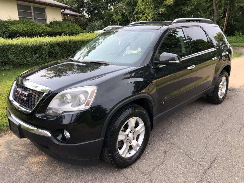 2009 GMC Acadia for sale at Urban Motors llc. in Columbus OH