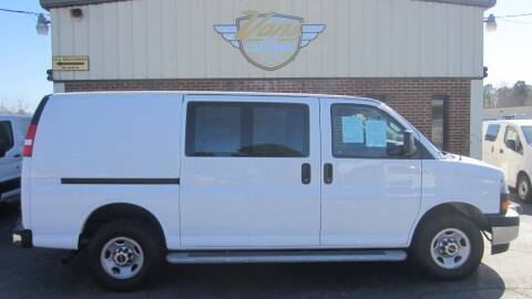 2019 GMC Savana Cargo for sale at Vans Of Great Bridge in Chesapeake VA
