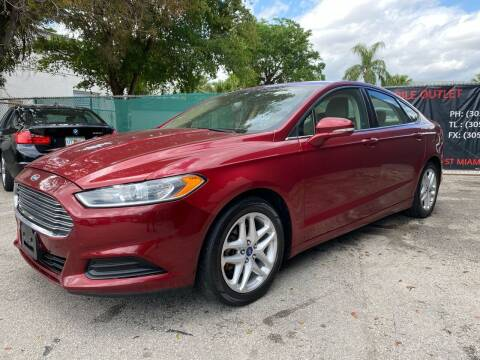 2013 Ford Fusion for sale at Florida Automobile Outlet in Miami FL