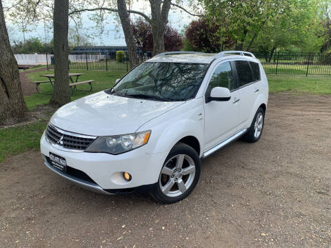 2009 Mitsubishi Outlander for sale at Ace's Auto Sales in Westville NJ