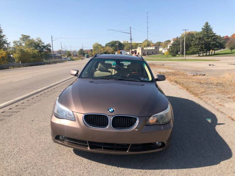 2006 BMW 5 Series for sale at Stan's Auto Sales Inc in New Castle PA