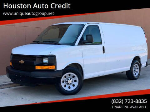 2014 Chevrolet Express Cargo for sale at Houston Auto Credit in Houston TX