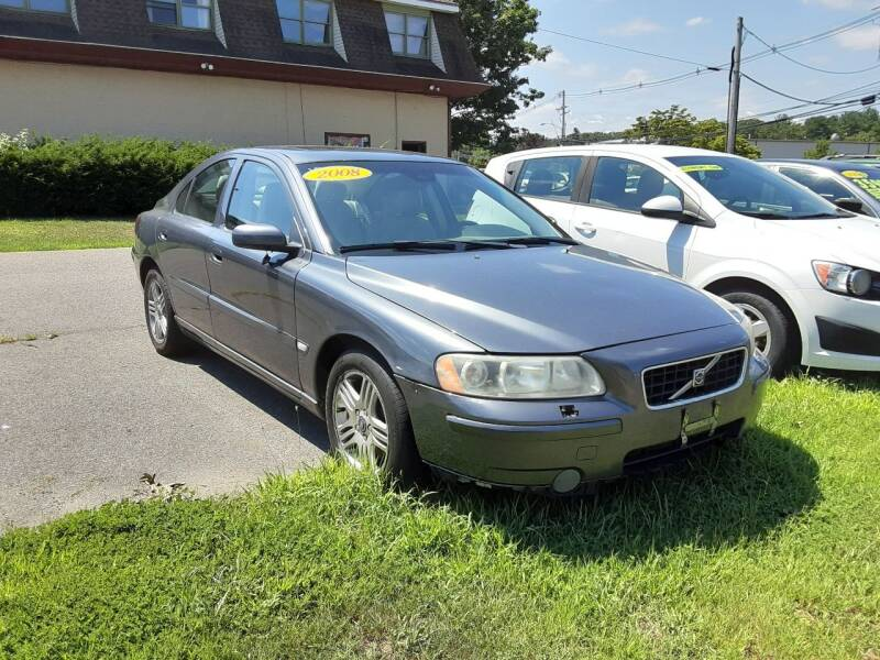 2006 Volvo S60 for sale at QUALITY USED CARS LLC in Wallingford CT