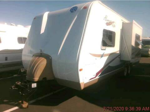 2007 Holiday Rambler RAMBLER for sale at VIking Auto Sales LLC in Salem OR