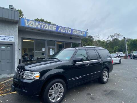 2012 Lincoln Navigator for sale at Vantage Auto Group in Brick NJ