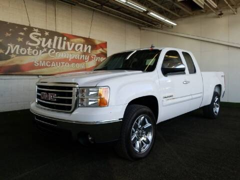 2013 GMC Sierra 1500 for sale at SULLIVAN MOTOR COMPANY INC. in Mesa AZ