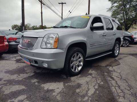 2013 GMC Yukon for sale at Peter Kay Auto Sales in Alden NY