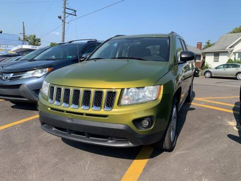 2012 Jeep Compass for sale at Ideal Cars in Hamilton OH