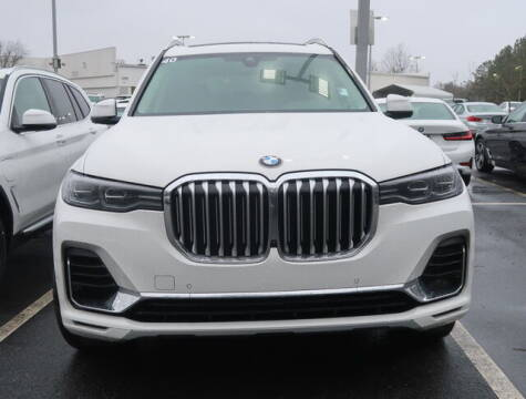 2021 BMW X7 for sale at Southern Auto Solutions - BMW of South Atlanta in Marietta GA