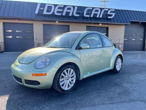 2008 Volkswagen New Beetle for sale at I-Deal Cars in Harrisburg PA