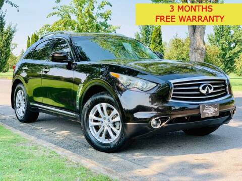 2012 Infiniti FX35 for sale at Boise Auto Group in Boise ID