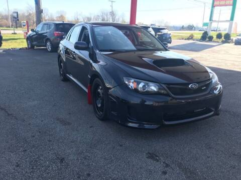 2011 Subaru Impreza for sale at Best Motor Auto Sales in Geneva OH