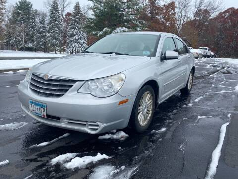 2007 Chrysler Sebring for sale at Northstar Auto Sales LLC in Ham Lake MN
