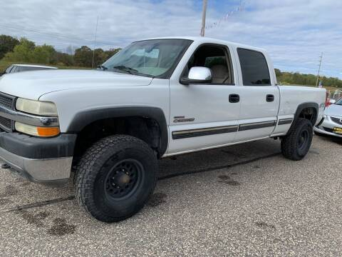 2002 Chevrolet Silverado 2500HD for sale at 51 Auto Sales in Portage WI