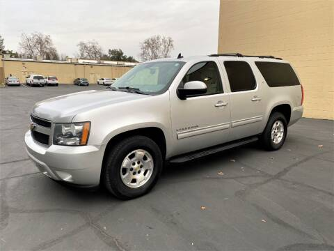 2011 Chevrolet Suburban for sale at TOP QUALITY AUTO in Rancho Cordova CA