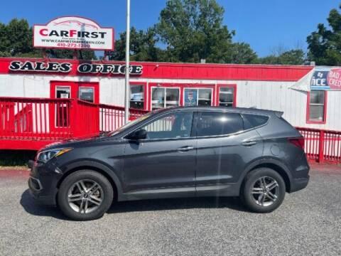 2017 Hyundai Santa Fe Sport for sale at CARFIRST ABERDEEN in Aberdeen MD