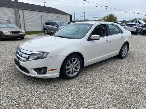 2012 Ford Fusion for sale at Davidson Auto Deals in Syracuse IN