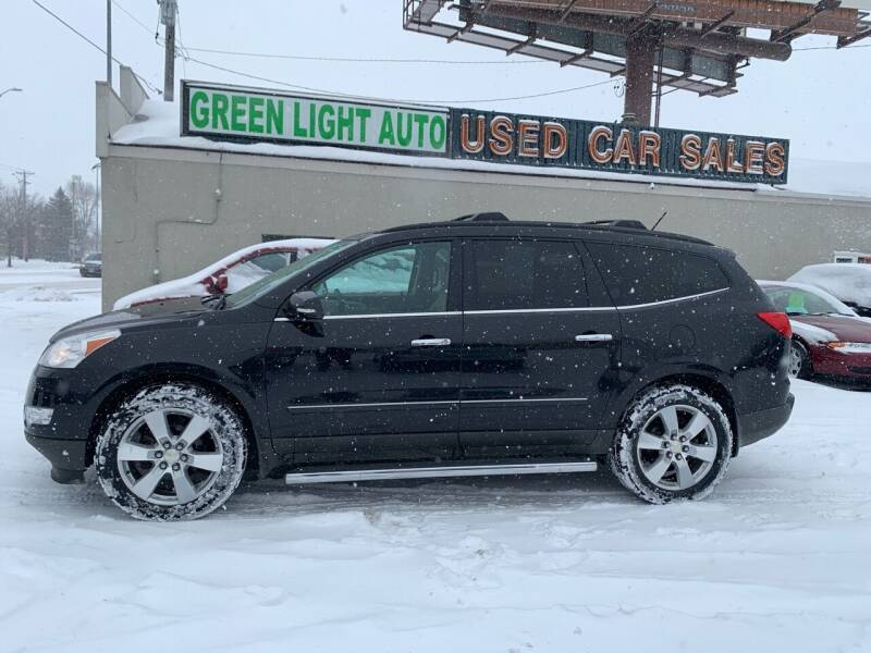 2011 Chevrolet Traverse for sale at Green Light Auto in Sioux Falls SD