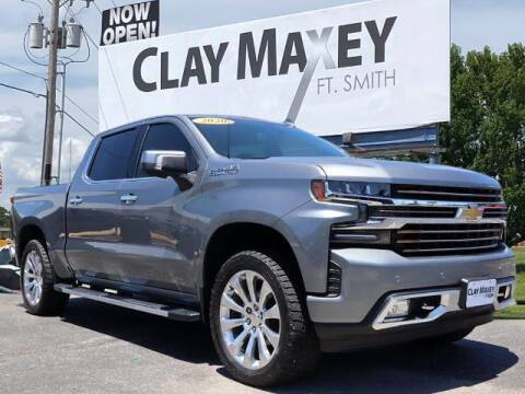 2020 Chevrolet Silverado 1500 for sale at Clay Maxey Fort Smith in Fort Smith AR