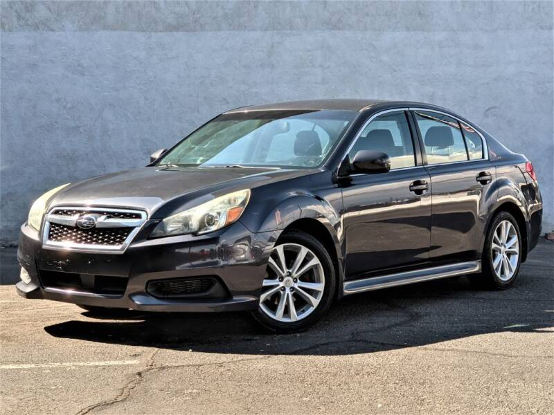 2013 Subaru Legacy for sale at Divine Motors in Las Vegas NV