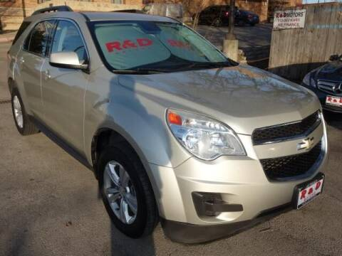 2014 Chevrolet Equinox for sale at R & D Motors in Austin TX