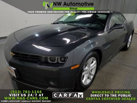 2015 Chevrolet Camaro for sale at NW Automotive Group in Cincinnati OH