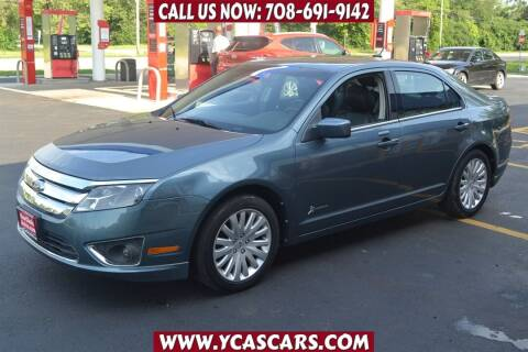 2012 Ford Fusion Hybrid for sale at Your Choice Autos - Crestwood in Crestwood IL