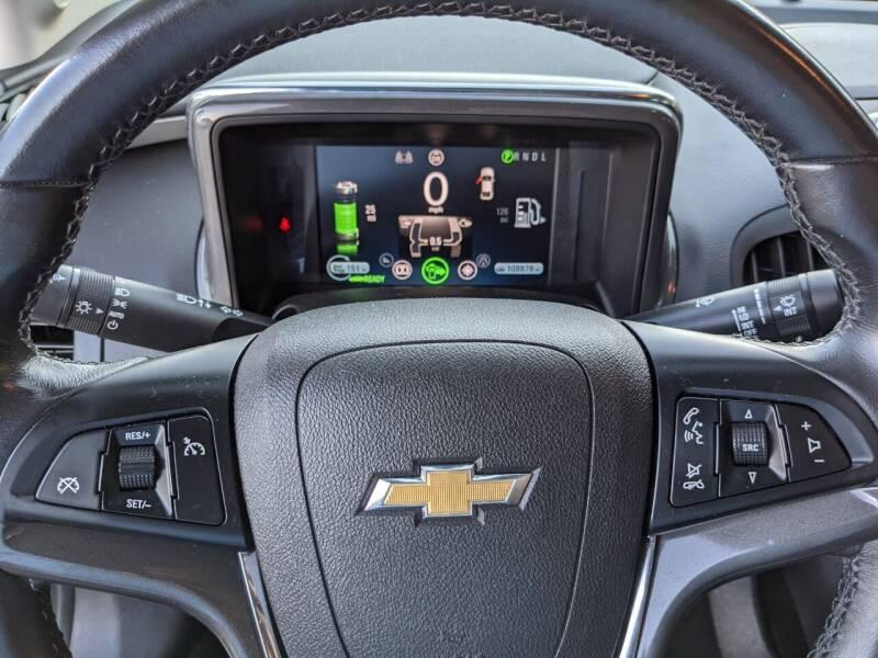 2013 Chevrolet Volt Premium 4dr Hatchback - Pearland TX